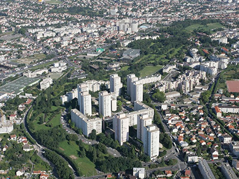 Immobilière de Rosny / Location
